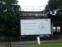 przykładowa reklama na billboardzie