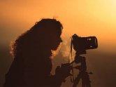 Fotograf w pracy